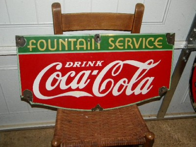 $OLD Coca-Cola Fountain Service SSP