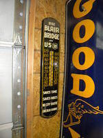 $OLD Blair Bridge Lincoln Highway Thermometer US Route 30