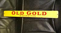 $OLD Old Gold CIgar DSP Sign
